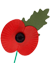 Red poppy: support our public and private soldiers!
